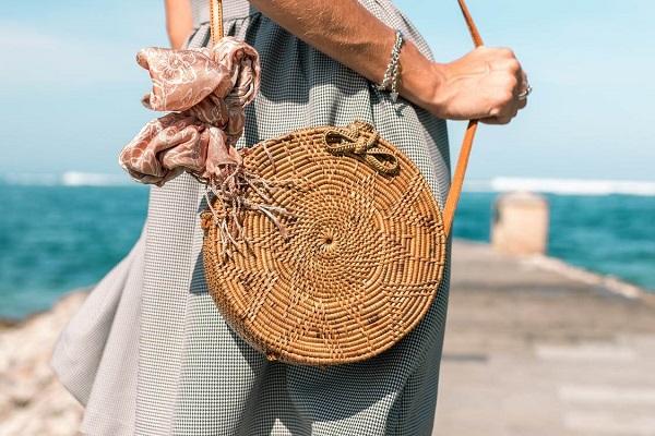 torebka plażowa